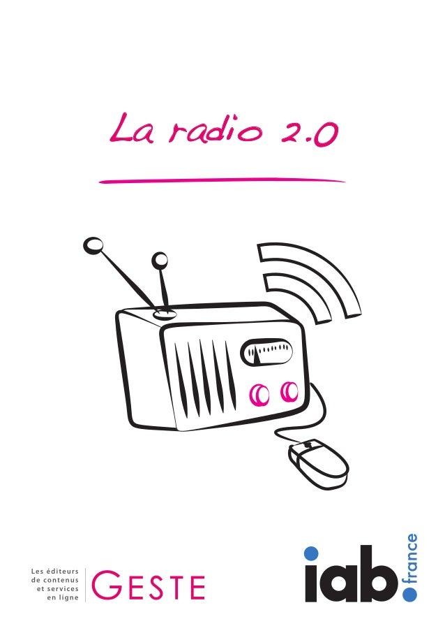 La radio 2.0