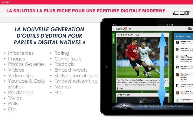 SY NC • Infos textes • Images • Photos Galleries • Videos • Video clips • Youtube & Daily Motion • Predictions • Trivias •...