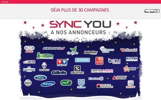 SY NC DÉJA PLUS DE 30 CAMPAGNES