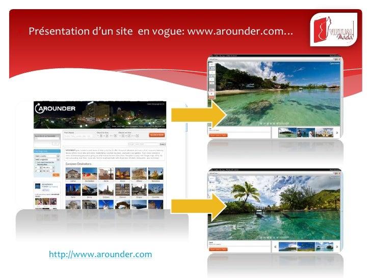Présentation d'un site en vogue: www.arounder.com…   http://www.arounder.com