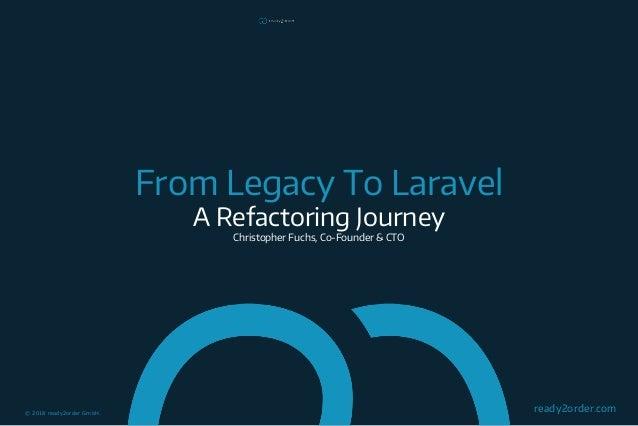Péhápkaři v Pecce: A refactoring Journey – From Legacy to