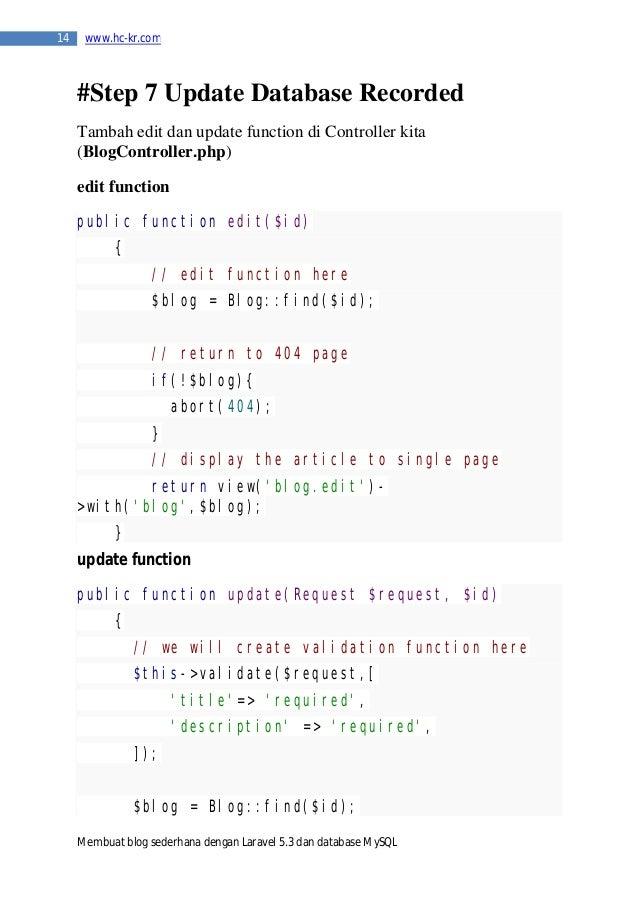 Membuat Form Input dan Output Sederhana dengan PHP dan ...