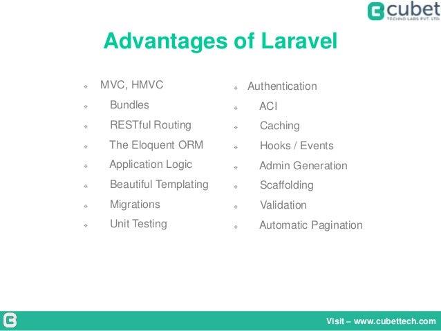 Build a single page application using Laravel and Angularjs