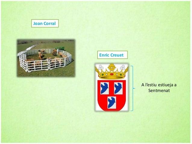 Joan Corral Enric Creuet A l'estiu estiueja a Sentmenat