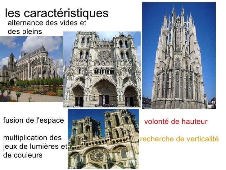 L 39 architecture religieuse for L architecture gothique