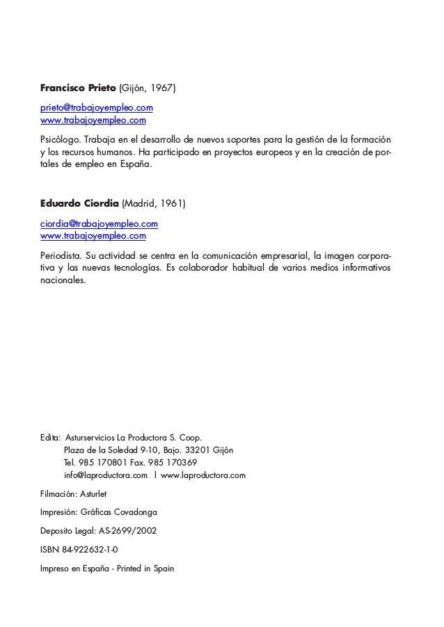 La Red del Empleo en España Slide 2