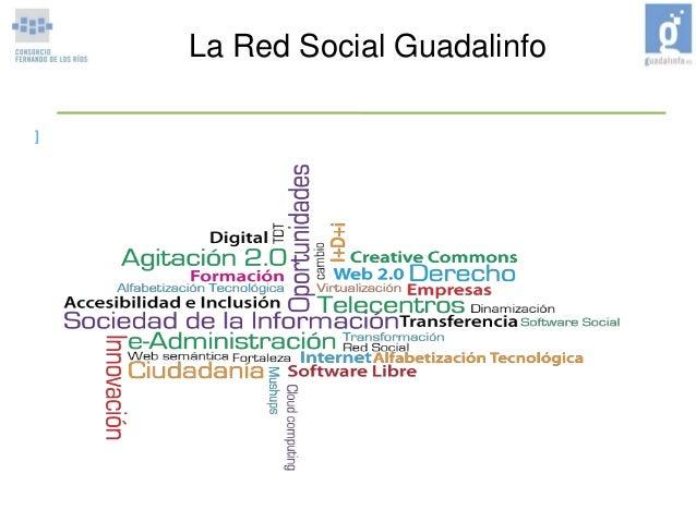 ] La Red Social Guadalinfo