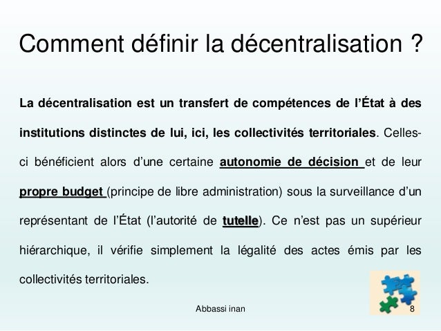 La r gionalisation et la sant for Modernite definition