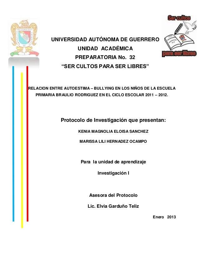 UNIVERSIDAD AUTÓNOMA DE GUERRERO                     UNIDAD ACADÉMICA                    PREPARATORIA No. 32              ...