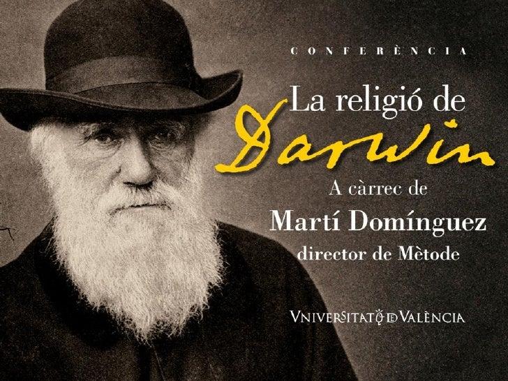 La religió de Darwin