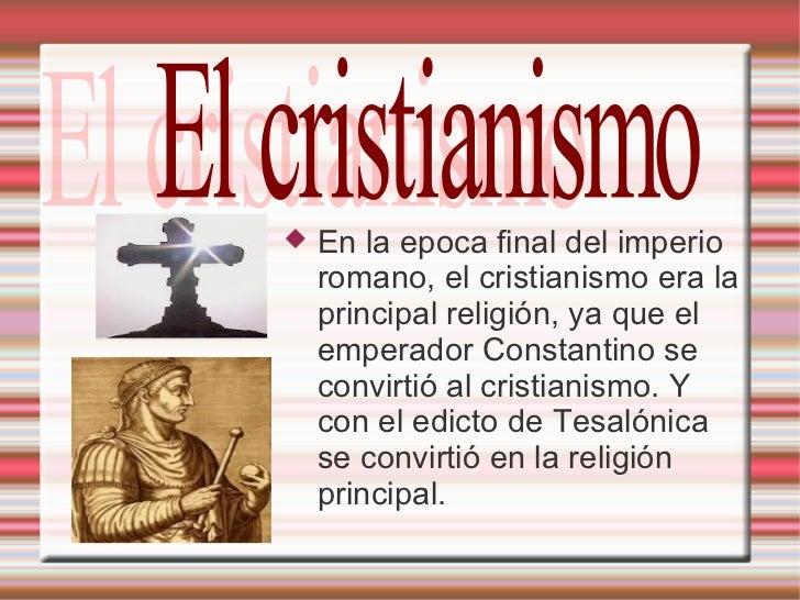 Cristianismo en el imperio romano yahoo dating