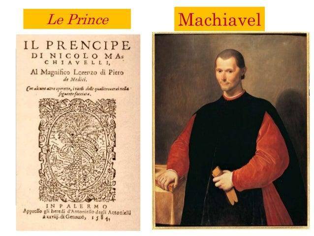 MachiavelLe Prince