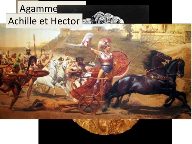 Pâris HélèneMénélasAgammemnon