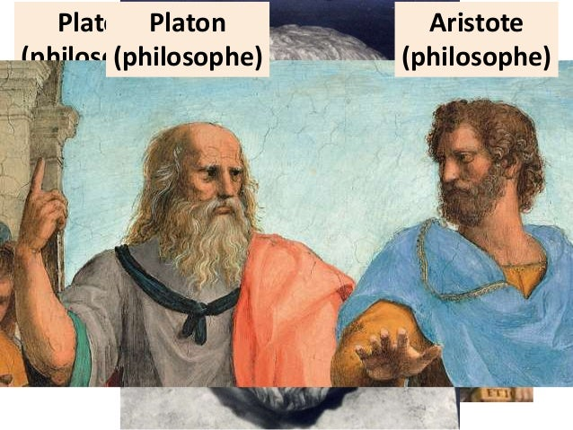 Aristote (philosophe) Platon (philosophe) Aristote (philosophe) Platon (philosophe)