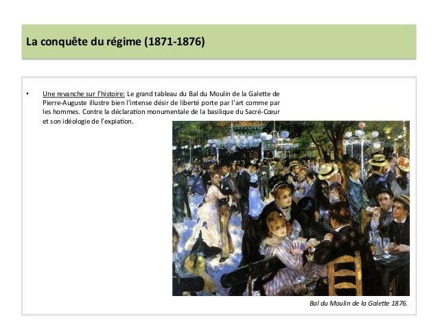 La  conquête  du  régime  (1871-‐1876)   • Une  revanche  sur  l'histoire:  Le  grand  tableau  ...