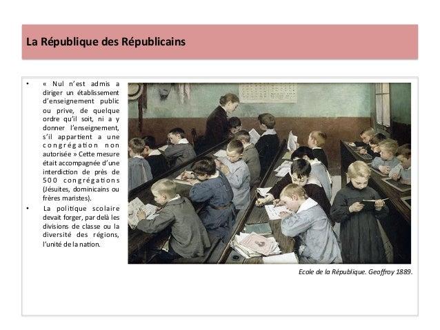 La  République  des  Républicains   • «   Nul   n'est   admis   a   diriger   un   établissement  ...