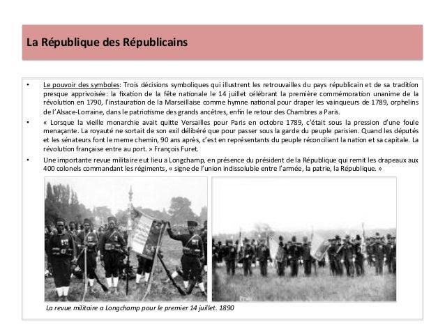 La  République  des  Républicains   • Le  pouvoir  des  symboles:  Trois  décisions  symboliques  q...