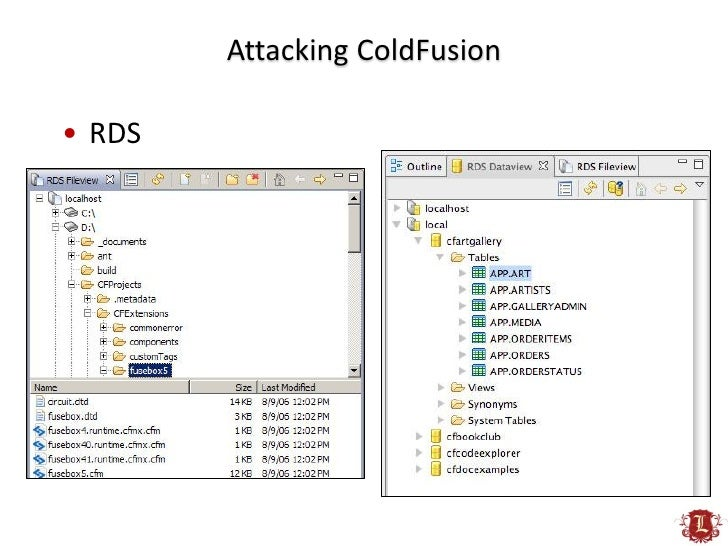 coldfusion for penetration testers 59 728?cb=1337610768 coldfusion for penetration testers fusebox coldfusion at crackthecode.co