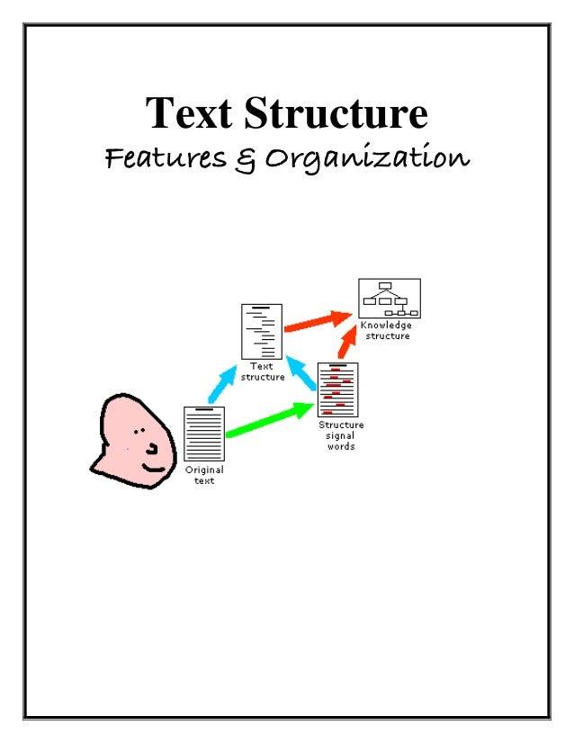 La res txt_struc_ors_module text structures lessons