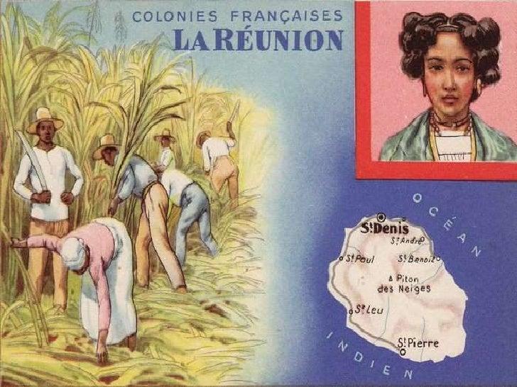 LaRéunion est un Département d'Outre Mer (DOM) situé dans l'Océan Indien près deMadagascar et de l'île Maurice. C'est une ...