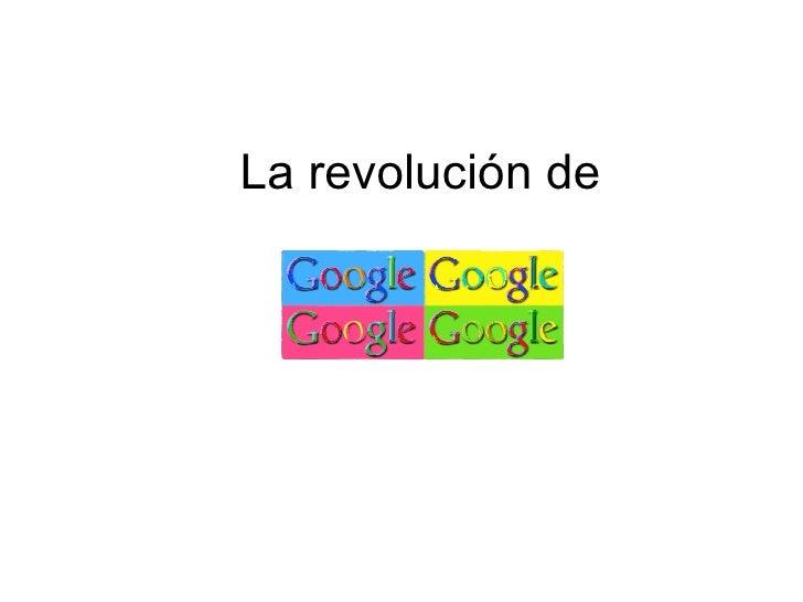 La revolución de