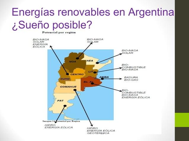 Energías renovables en Argentina ¿Sueño posible?