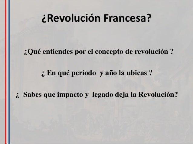 La revolución francesa ppt Slide 2