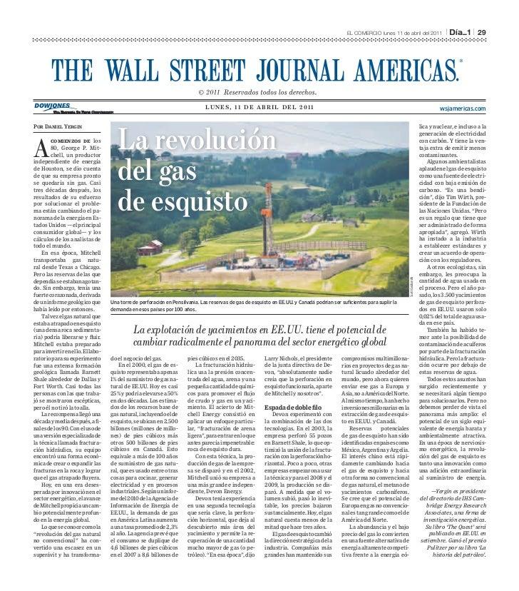 EL COMERCIO lunes 11 de abril del 2011                      l           l   29                                            ...