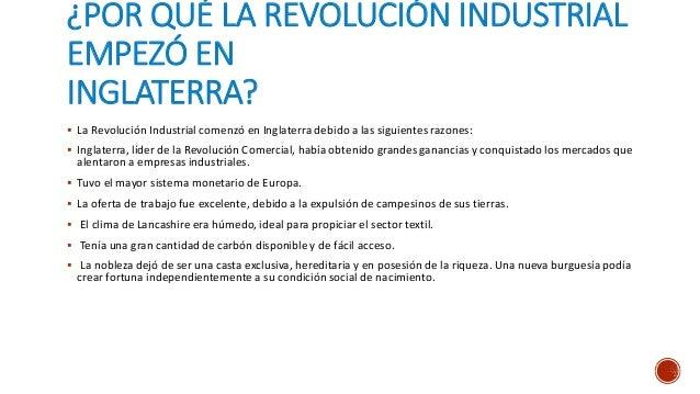 La revolucion industrial - Empresas en inglaterra ...