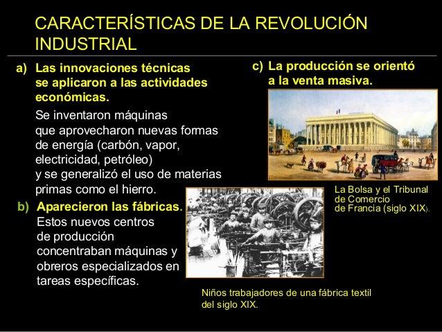 La revolucion industrial y agr cola for Ofertas de empleo en fabricas