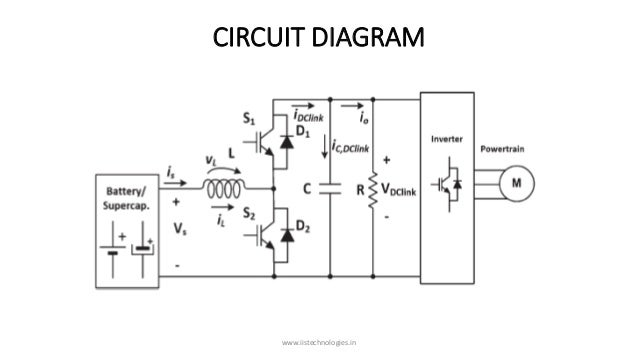 Large signal characterization of power inductors in ev bidirectional circuit diagram iistechnologies ccuart Image collections