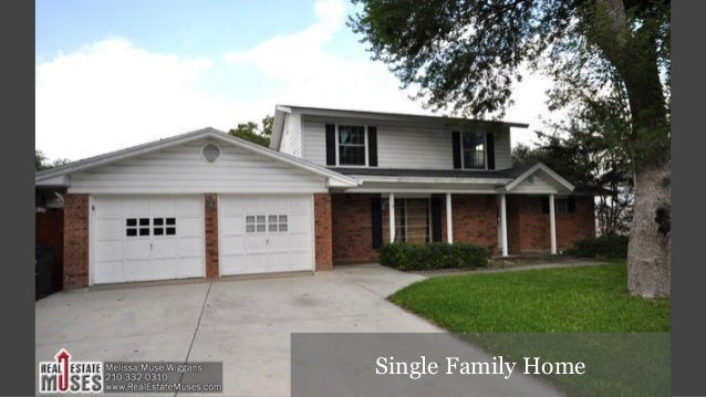 Large 4 Bedroom Home For Sale Near Ft Sam Houston 3107 Satellite Dr