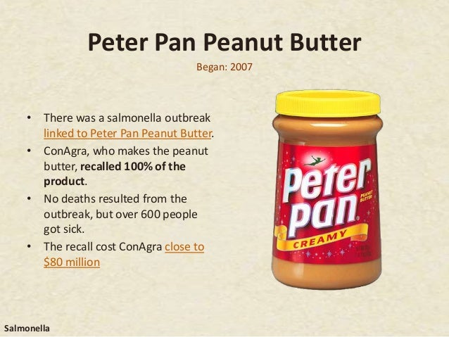 recipe: peter pan peanut butter recall 2016 [1]
