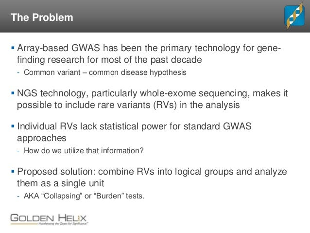 Use of GWAS and exome sequencing to identify genes relevant to