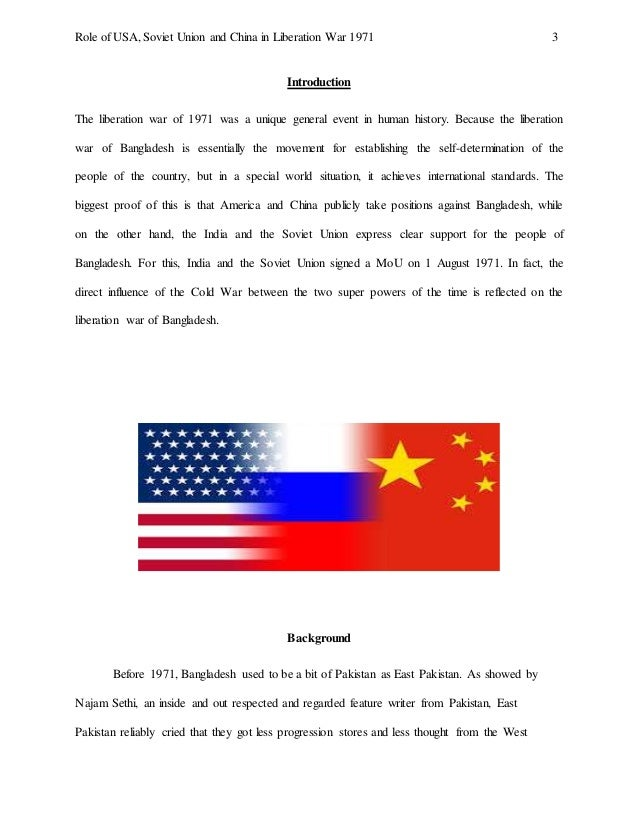 Large role of united states, russia and china (1)