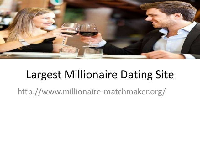 Millionäre Matchmaker-Dating-Website