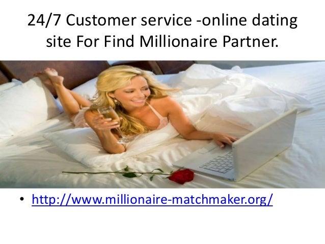 Millionaire Matchmakers gratis zoeken dating website Elwood online.