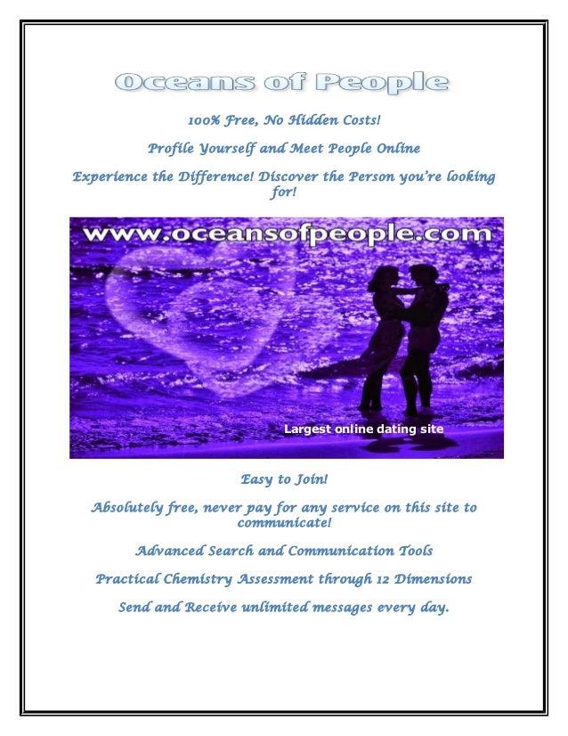 Free online dating no hidden costs