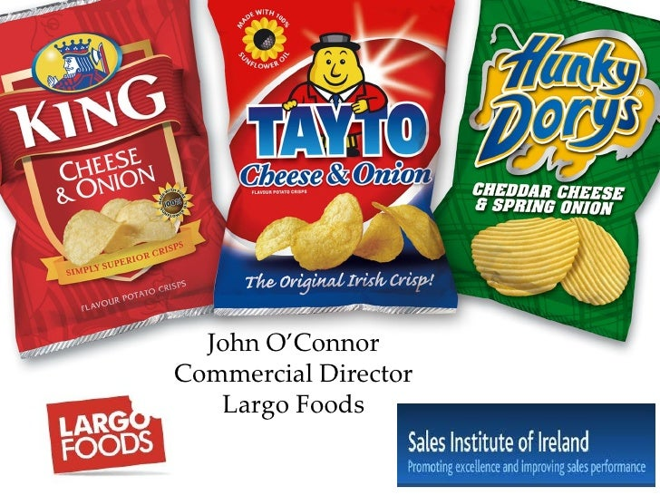 John O'Connor                                           Commercial Director                                              L...