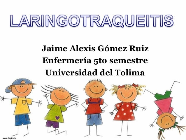Jaime Alexis Gómez RuizEnfermería 5to semestre Universidad del Tolima