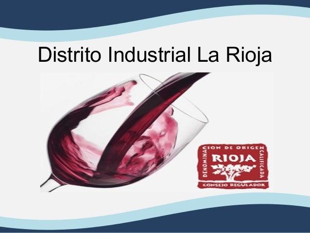 Distrito Industrial La Rioja