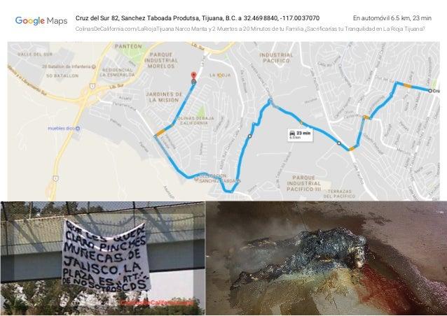 Datos del mapa © 2017 Google,INEGI 200 m 23 min 6.5km por Teresa Garcia C. Constituyentes 22 min sin trá co En automóvil ...