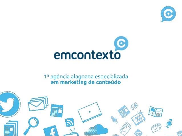 Larissa Lima | Apresentação www.emcontexto.com Maceió, Alagoas, Brasil Jornalista, arquiteta da informação e apaixonada po...