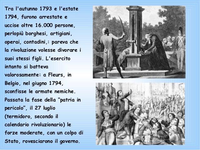 Terzo Mese Del Calendario Rivoluzionario Francese.La Rivoluzione Francese Elisa