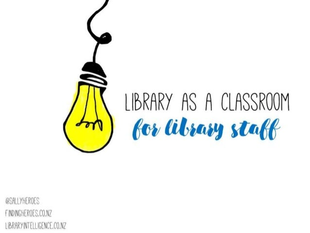 Library as a classroom (23 June 2016)