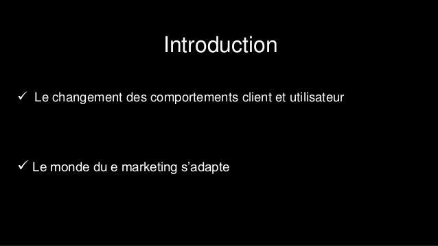 L'arme secrète du parfait petit e marketer Slide 2