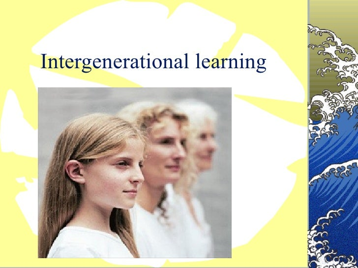 Intergenerational learning Larnaka 2010