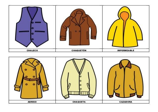 La ropa 3 g color