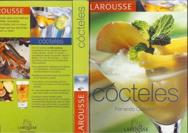Larousse cocteles