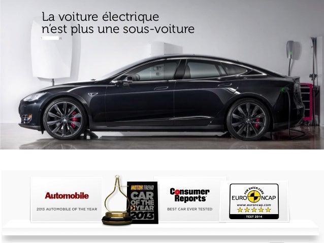 www.15marches.fr La voiture électrique n'est plus une sous-voiture